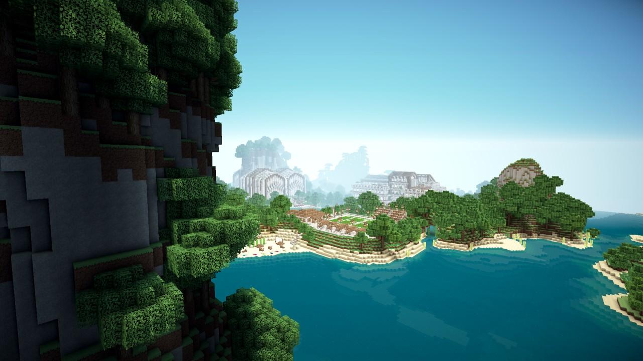archer hero minecraft custom map download