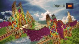 Inspiration Eagle + Custom Terrain [Angel Block Society App]