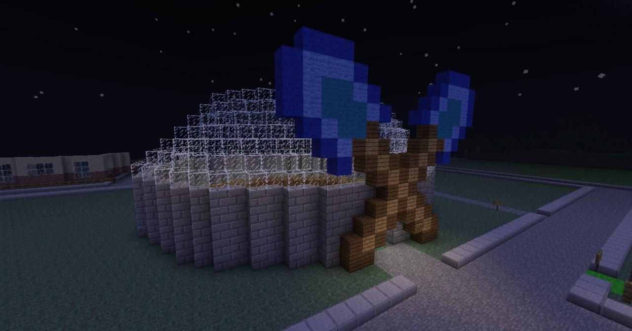 German Mine Server Percentage Chart - Minecraft server erstellen tutorial deutsch