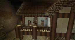 Underground Medieval House Minecraft Map & Project