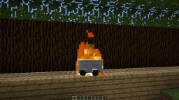 Minecart On Fire (Trick) Minecraft Blog