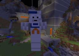 Ghostbusters Minecraft Texture Pack