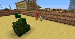 Nuketown Hunger Games Map Minecraft Map & Project