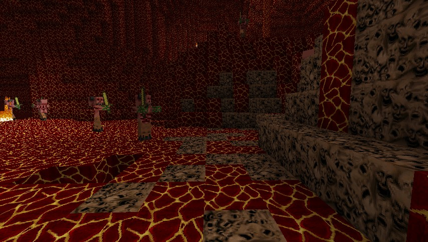 The new look of the Nether