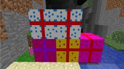 Birthday Minecraft Texture Pack
