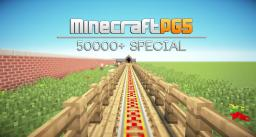 Roller Coaster - 50000 special - minecraftpg5 history tour Minecraft Map & Project