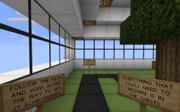 Achievements! Minecraft Map & Project