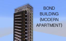 Bond Building Minecraft Map & Project