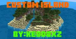 Custom Island Minecraft Project