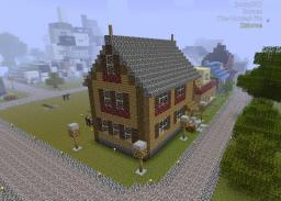 Classic house Minecraft Map & Project