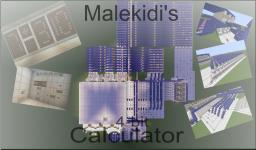 4-bit calculator (DOWNLOAD AVAILABLE)[Malekidi] Minecraft Map & Project