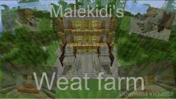 Compact wheat farm (with download) Minecraft Map & Project