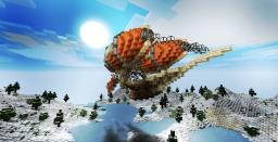 Elven Airships Minecraft Map & Project