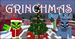 Grinchmas for 1.2.4 (Now 1.6!) Minecraft Texture Pack