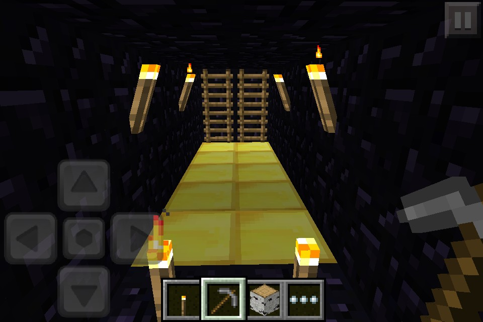 minecraft pe how to play with friends far away