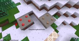 Easy Mining MushRooms (MOD_1.2.5) - (Discontinued) Minecraft Mod