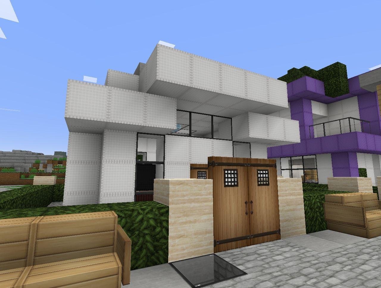 Modern house project v0 2 by ints12 minecraft project for Modern house projects