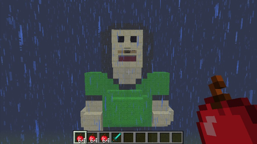Man Cave Craft Eats Giant : Giant eating man minecraft project
