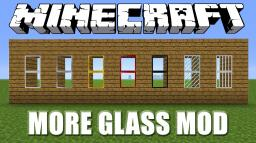 More GLASS MOD ( 1.4.7 ) Minecraft Mod