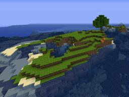 New Survival Island (seed) Minecraft Map & Project
