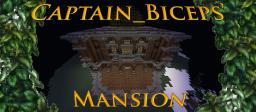 Captain_Biceps' Mansion Minecraft Map & Project
