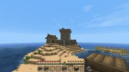 SMALL FORTRESS (survival) Minecraft Map & Project