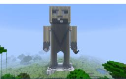 HALUCID STATUE Minecraft Project
