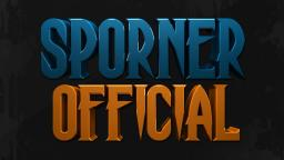 Sporner Official | PVP | Factions | No Lag | Shops | Starter Kits | McMMO | Australian | Griefing | Raiding | Minecraft