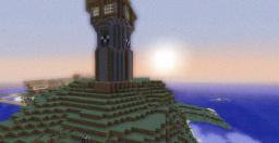 Medieval City of Stockholm Minecraft Project