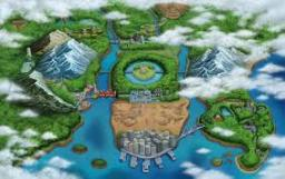 TUP-The Unova Project Minecraft Map & Project