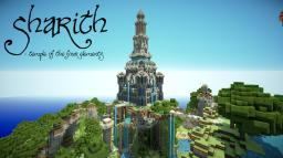 Sharyth, Temple of The Four Elements [Angel Block App] [Schematic] Minecraft
