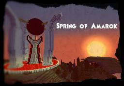 Spring of Amarok Minecraft Map & Project