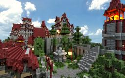 Broriental Build Minecraft Map & Project