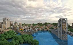 Broville v10 - v11 now released! Minecraft Map & Project