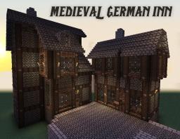Medieval German Inn Minecraft Project