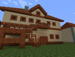 Houses of Baldur's Gate [1.2.5] Minecraft Map & Project