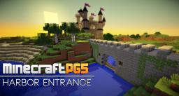Harbor Entrance with Tripwire Minecraft Map & Project