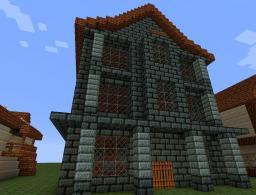 Inns of Baldur's Gate Minecraft Map & Project