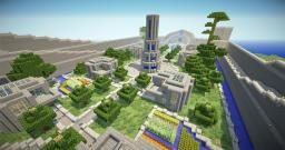 Pre-Build Server Map Minecraft Map & Project