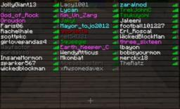 How to add Colors to your Tab-List/Player-List (Bukkit) Minecraft Blog Post