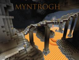 Dwarven City - Myntrogh Minecraft Map & Project