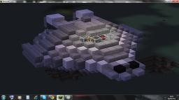 Alien: Lockmart Starcub Light Intrasystem Shuttle (zeppelin mod compatible) Minecraft