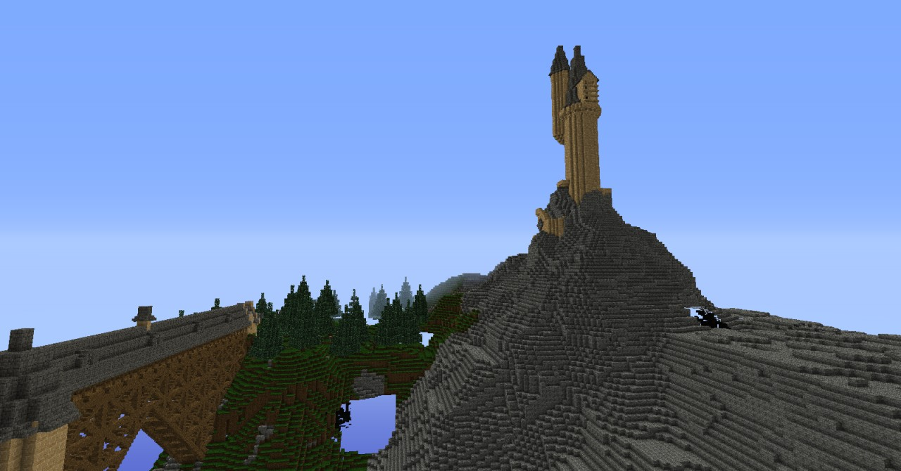 Gryffindor Common Room Minecraft Project Details