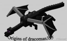 Origin of Dracoman355 Minecraft Blog