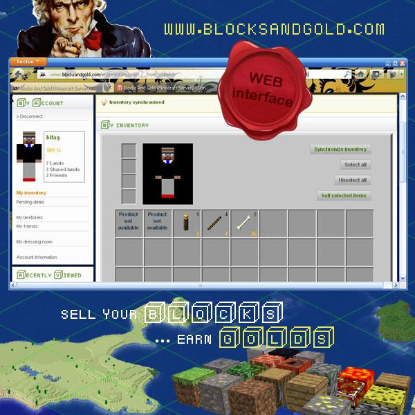 Web interface !