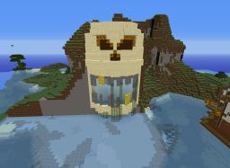 Skull Schematic Minecraft