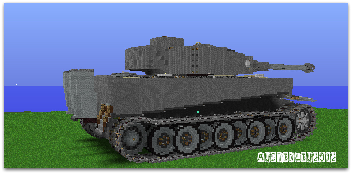 Wot Tiger  Build