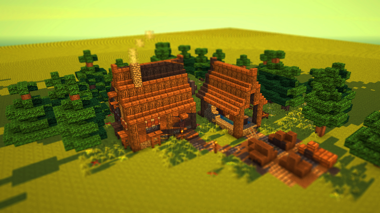 My Little House Pack Schematic Download Minecraft Project