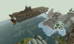 Airship Carrier Minecraft