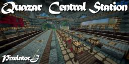 Quazar Central Station (Download Available) Minecraft Map & Project